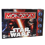 Star Wars Holiday Gift Guide | Monopoly Game Star Wars