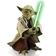 Star Wars Holiday Gift Guide | Star Wars Legendary Jedi Master Yoda