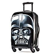 Star Wars Holiday Gift Guide | American Tourister Star Wars 21 Inch Hard Side Spinner