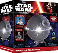 Star Wars Holiday Gift Guide | Uncle Milton - Star Wars Science - Death Star Planetarium