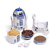 Star Wars Holiday Gift Guide | Exclusive Star Wars R2-D2 Measuring Cup Set