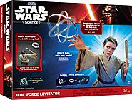 Star Wars Holiday Gift Guide | Uncle Milton - Star Wars Science - Jedi Force Levitator
