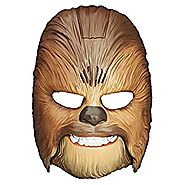 Star Wars Holiday Gift Guide | Star Wars The Force Awakens Chewbacca Electronic Mask