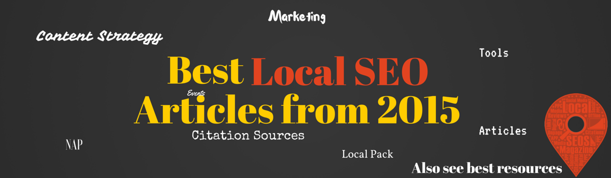 Headline for Best 2015 Local SEO Articles | Crowed Sourced