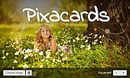Send Free Puzzle Greeting Cards - Pixacards