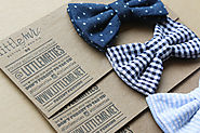 Toddler Bow Ties - Baby Bow Ties - Little Mr.