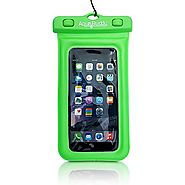 Best Waterproof Floating Cell Phone Case | Aqua Buddy Universal Waterproof Case Bag Pouch Floating for iPhone 6,5s,5,5c ,Samsung Galaxy S4,5,S6 Edge,HTC ONE M9,...