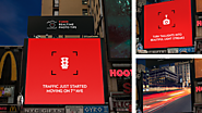 Canon's Digital Billboards Help New Yorkers Take the Perfect Instagram Picture