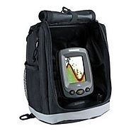 Portable Color GPS Fishfinder | Humminbird PiranhaMAX 190c 3.5-Inch Waterproof Fishfinder