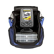 Portable Color GPS Fishfinder | Lowrance Hook-3X All Seas. Pack Sonar 83/200 XDucer Fishfinder