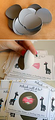 How to Make Your Own Scratch-It {Plus a free printable!}