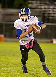 6'1, 175 Jack Newman (Analy High School) NCS