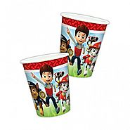 Paw Patrol Party Supplies | Paw Patrol Party Cups
