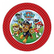 Paw Patrol Party Supplies | Paw Patrol Party Plates