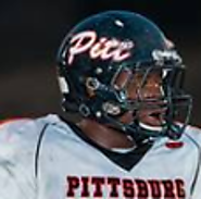 6'3, 260 Tariq Wright (Pittsburg) NCS