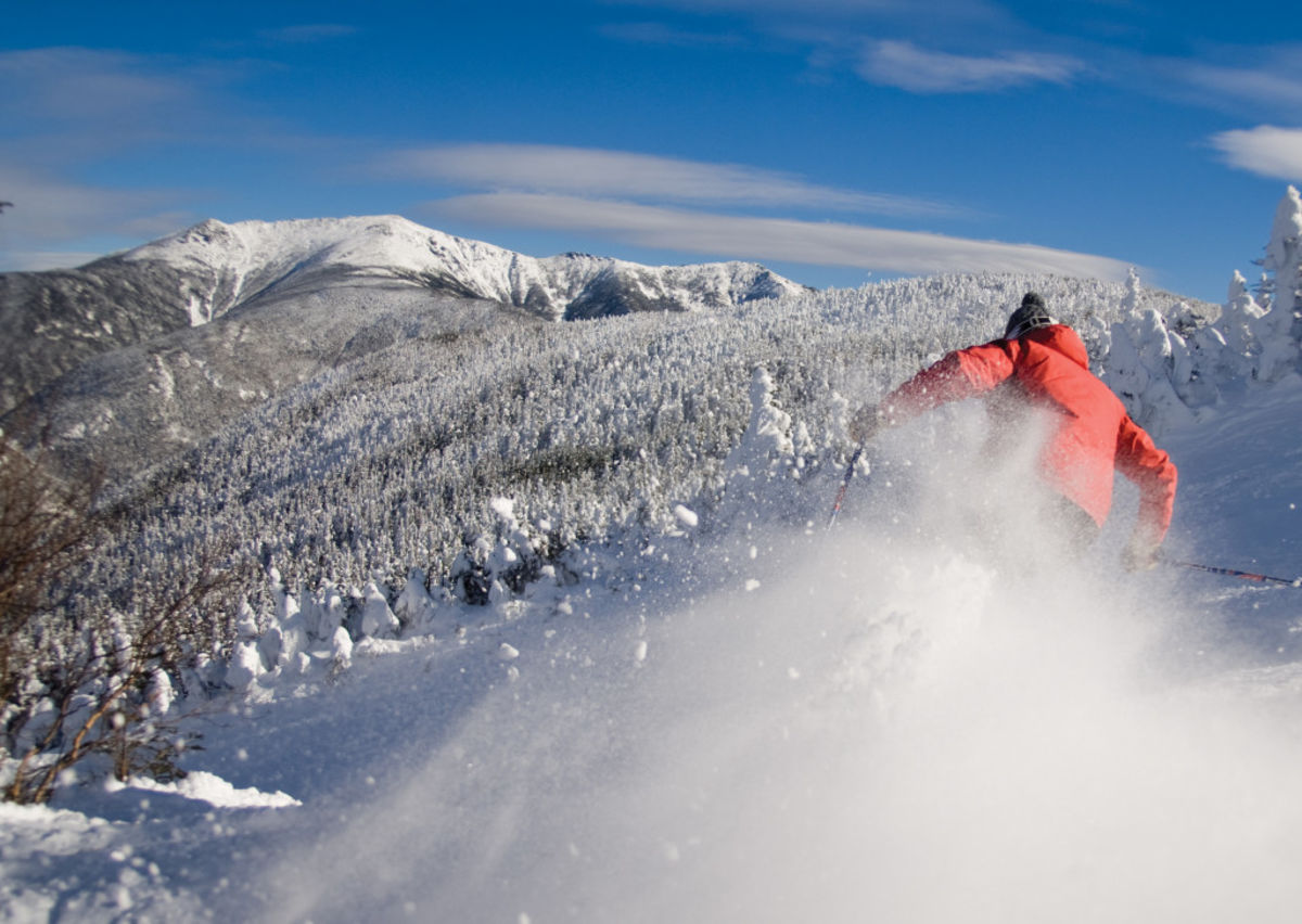 A Bucket List For A New Hampshire Winter A Listly List