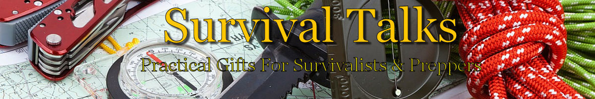 Headline for Survival Kit Paracord Bracelet
