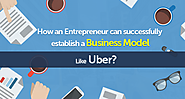Uber Clone Script - Taxi booking App script | How an entrepreneur can successfully establish a business model like Uber?