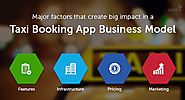 Uber Clone Script - Taxi booking App script | Major factors that create big impact in a taxi booking app business model