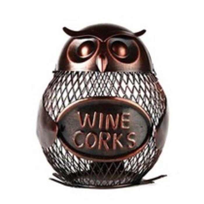 Cork Animals: Animal Shaped Wine Cork Holders