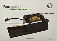 Powermatic 2 PLUS Electric Cigarette Injector Machine