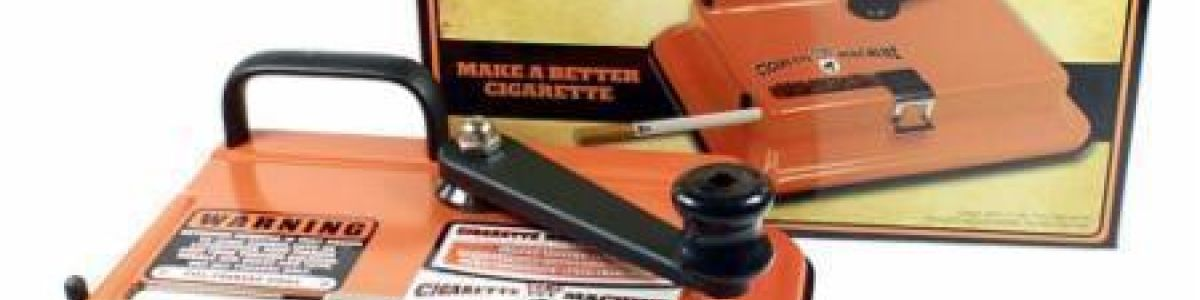 Headline for Best Rated Cigarette Rolling Machines Reviews