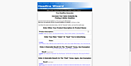 The Best Headline Generator Tools | Free Headline Generator