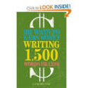 Series are quicker to write (500 Word Posts are easier than 1500)