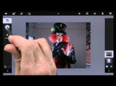 First Look at Adobe Photoshop Touch with Russell Brown
