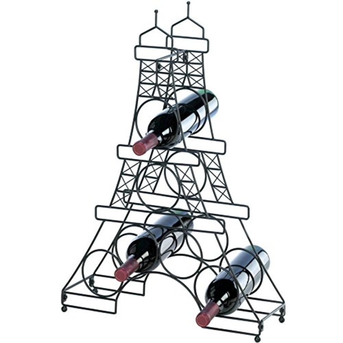 Eiffel Tower Wine Bottle Racks And Holders