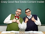 Top Real Estate Round-Up Articles | 6 Exceptional Real Estate Articles