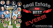 Top Real Estate Round-Up Articles | Best Real Estate Articles From Top Bloggers
