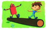 'Boy and Bot' and 'Beep and Bah'