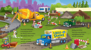 Children's Books about Cars and Trucks | 'Construction Kitties' and 'Dig, Dogs, Dig'