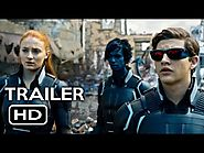 Most Anticipated Superhero Movies This Year! | X-Men: Apocalypse Official Trailer #1 (2016) Jennifer Lawrence, Michael Fassbender Movie HD