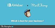 AWeber vs MailChimp - Which is best for you?