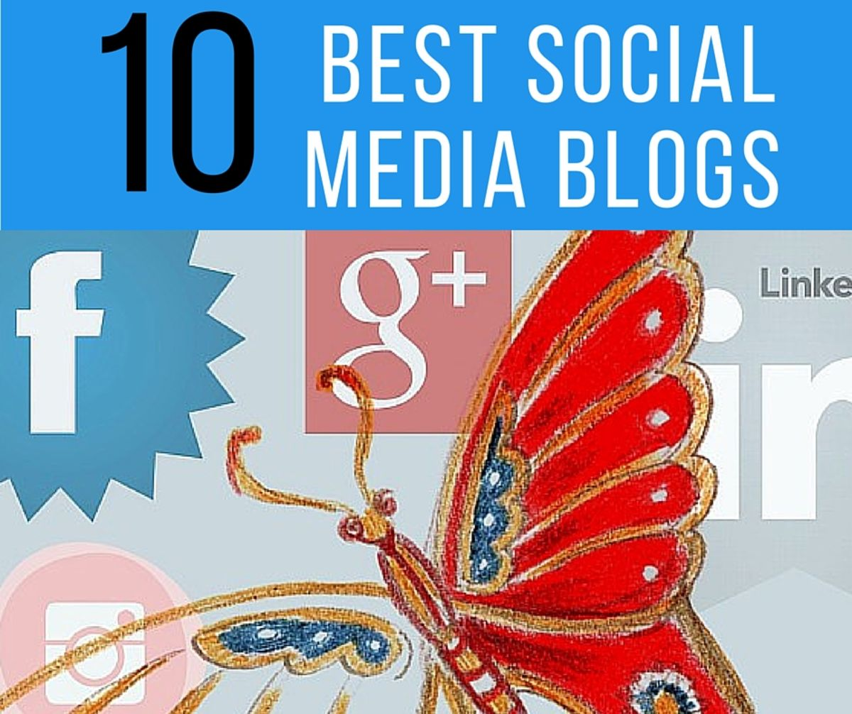 Headline for Best Social Media Blogs