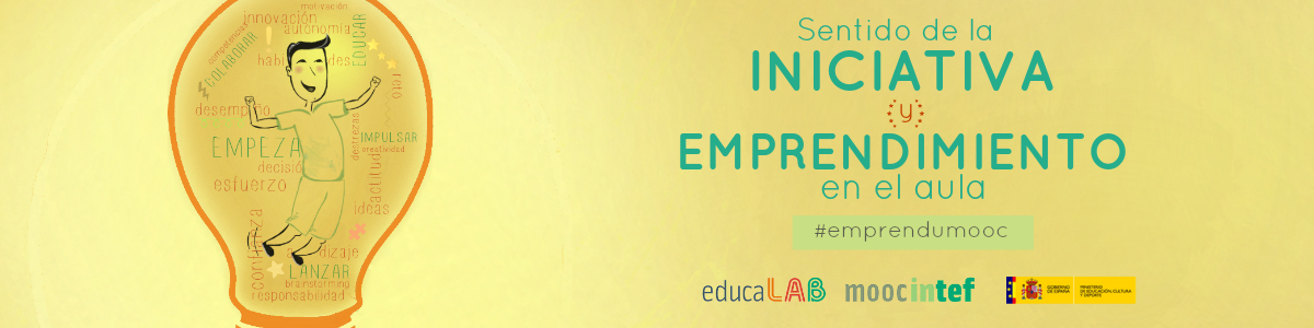 Headline for Proyectos educativos #Emprendumooc