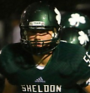 Cody Shear 6-4 270 OL Sheldon (Offers: Hawaii, Nevada)