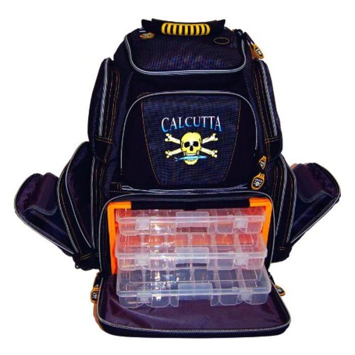 Waterproof fishing tackle backpacks a listly list for Fishing tackle backpack