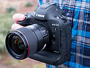 X-Factor: We examine Canon's EOS-1D X Mark II