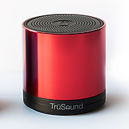 Valentine's Day Gifts | For the Music Lover: TruSound T2 Bluetooth Speaker