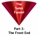How To Make A Sales Funnel | Front End Internet Marketing