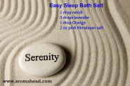Essential Oil Recipes for Sleep - The Aromahead Blog-www.aromahead.com
