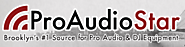 Where to buy or rent audio equipment | ProAudioStar