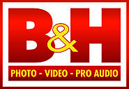 Where to buy or rent audio equipment | B & H Professional Audio