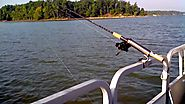 Best Pontoon Boat Fishing Rod Holders | Pontoon boat fishing rod holder No Drilling No Bolts!