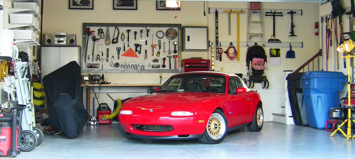 Headline for Top 5 Mazda Miata MX-5 Coilovers that Won't Break your Bank Account