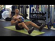 Medicine Ball Workouts Guide | The Best Medicine Ball Core Exercises