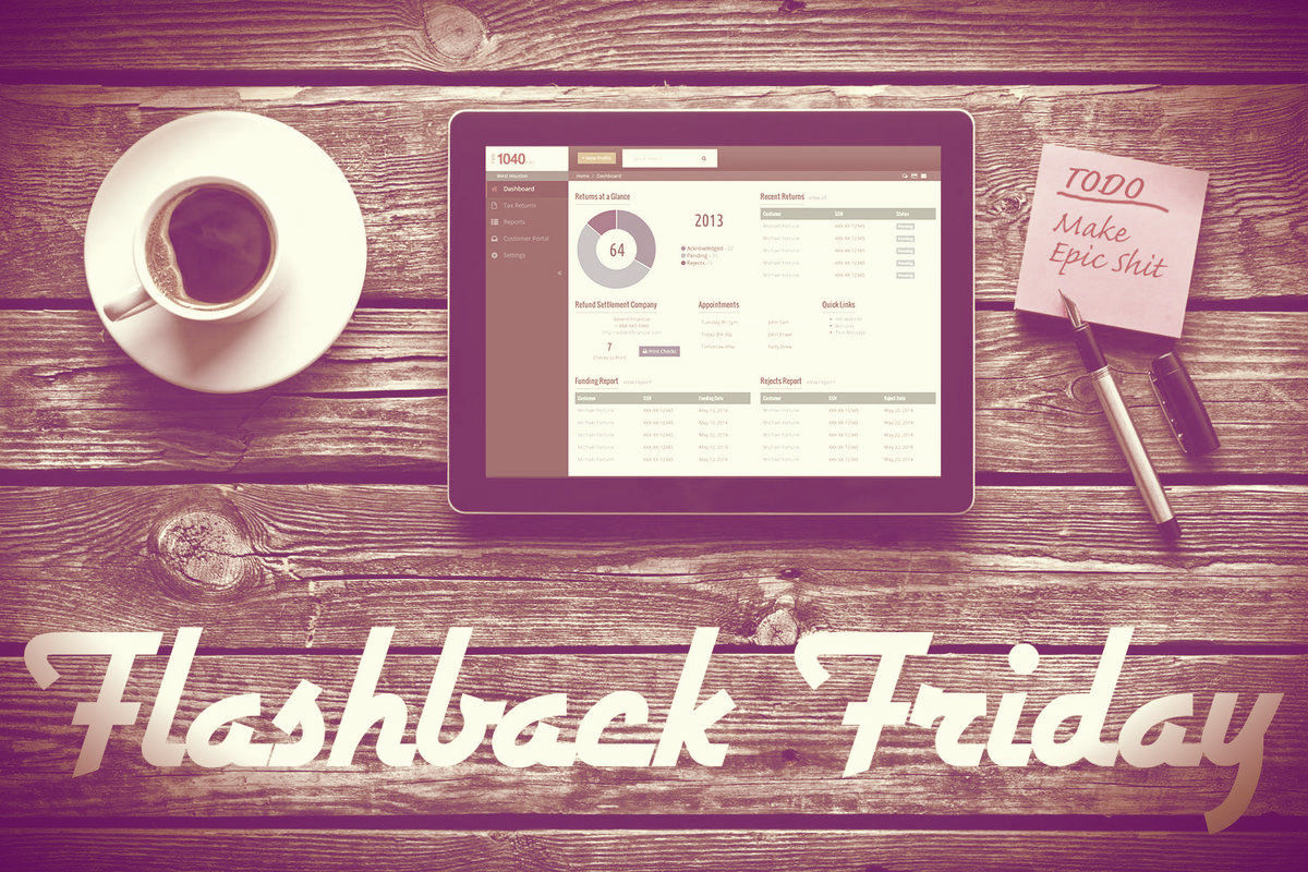 Headline for Flashback Friday (Feb 15-19): Best Articles in UX, Design & Ecommerce This Week